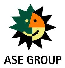 ASE group logo